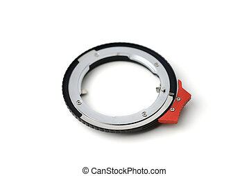 Camera lens adapter