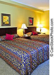 camera letto, interno