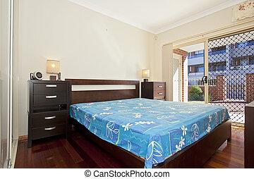 camera letto, moderno