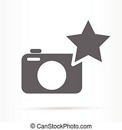 camera like photo icon