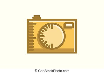 Camera logo design inspiration
