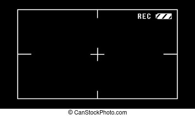 camera overlay - Use this to make your footage looks like...