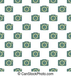 Camera pattern seamless