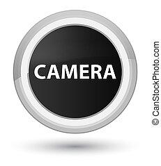 Camera prime black round button