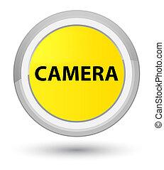 Camera prime yellow round button