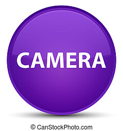 Camera special purple round button
