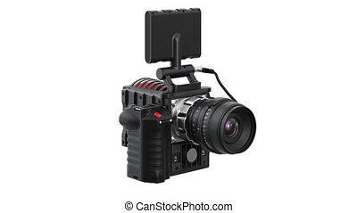 Camera video black