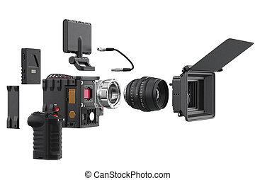 Camera video digital camcorder
