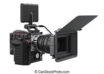 Camera video equipment