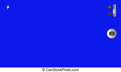 camera viewfinder photo to video - camera viewfinder frame...