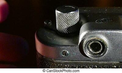 Camera viewfinder work