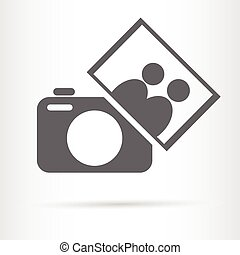 camera with people photo