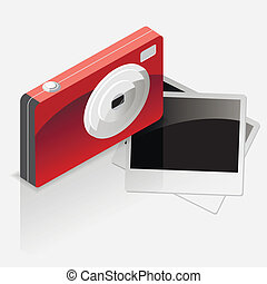Camera with Photo Icon