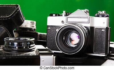 cameras, öreg