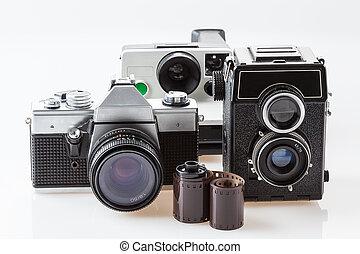 cameras, e, lista filme