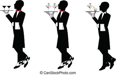cameriere, code