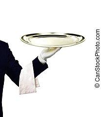 cameriere, servire
