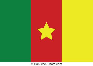 cameroon flag - cameroon