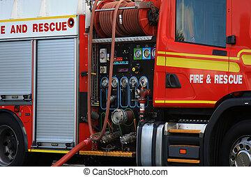 camión de bomberos, 0005