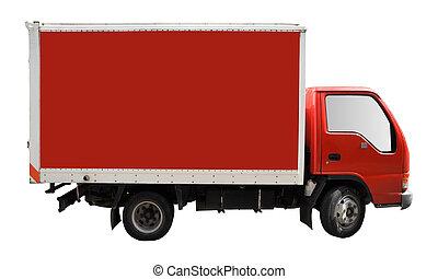 camión de carga