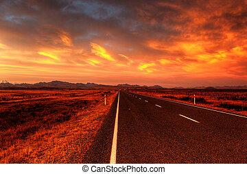 camino de país