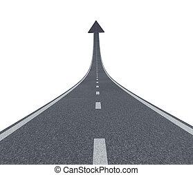 camino, empresa / negocio, éxito