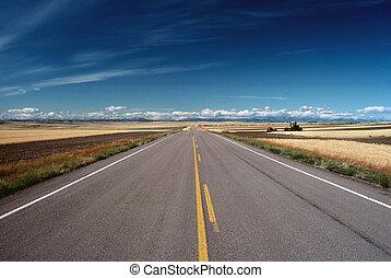 camino, montana