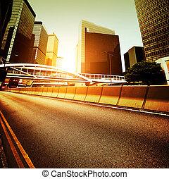 caminos, ciudades