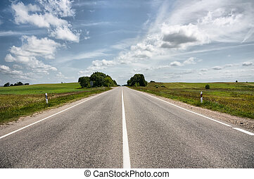 caminos, rural