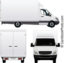 camion, cargaison