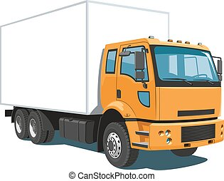 camion, commercial