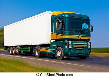 camion, fret
