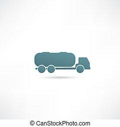 camion serbatoio