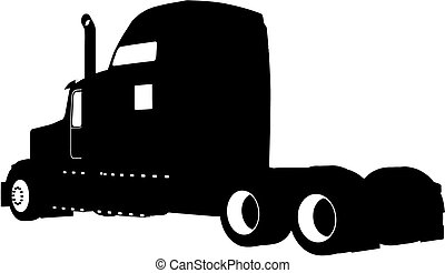camion, (vector)