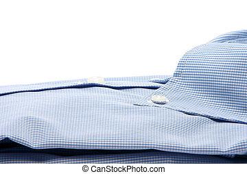 camisa, closeup