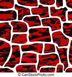 Camo texture seamless pattern.