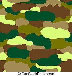 camouflage, achtergrond