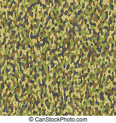camouflage cloth - large seamless image of cloth printed ...