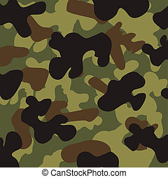 camouflage, conception