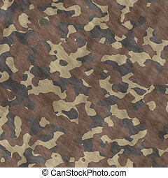camouflage material background texture