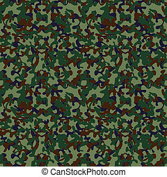 Camouflage military background, vector Eps8 image
