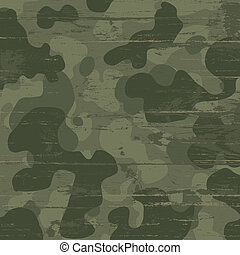 Camouflage military background. Vector illustration, EPS10