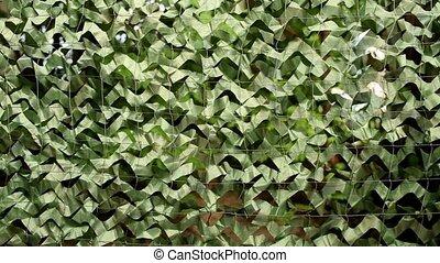camouflage net - military camouflage net background camera...