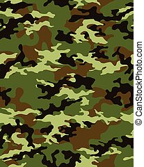camouflage pattern seamless - Fashionable camouflage...