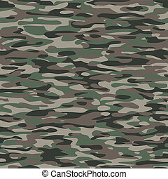 military camouflage textile pattern to use as a tile and to make endless surfaces or backgrounds