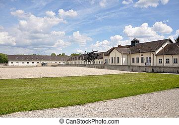 camp concentration, dachau