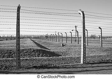 camp concentration, pologne