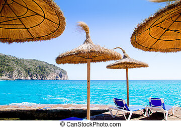 Camp de Mar in Andratx from Mallorca balearic island - Camp ...