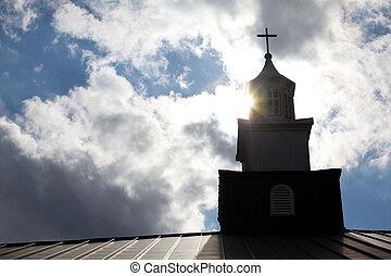 campanário igreja