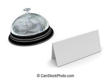 campana de escritorio